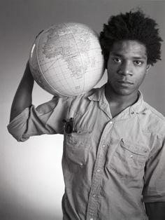 Jean-Michel Basquiat...
