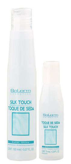 Great for doobies! Salerm Silk Touch Extra Shine