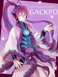 Vocaloid - Gakupo Kamui (神威 がくぽ)
