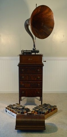 1000 Images About Cylinder Phonographs On Pinterest