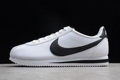finest selection 90e0e 33bbc Nike Classic Cortez Leather White Black 807471-101