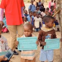 Villagers in rural Mozambique come together to celebrate the graduation of their first #preschool class that is part of a program that we started.   The students proudly hold their certificates as the mothers and community leaders dance in celebration.  Huge thanks to Pei Ketron (@Pei Ketron) for capturing this special moment!  Check it out on Instagram: http://instagram.com/p/f0fdIcp4ne/