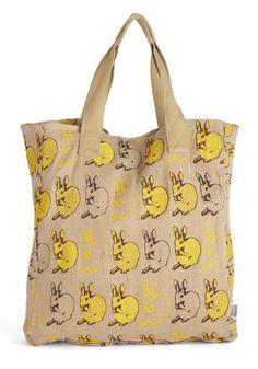 Bibliotheque Bounce Tote-33.99, #ModCloth