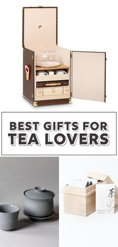 Looking for the right gift for the tea lover in your life? Ive got a ton of recommendations for you right here from stocking stuffers to outrageously over the top. Tea Subscription Box, Tea Gift Baskets, Hot Tea Recipes, Happy Tea, Tea Gifts, Tea Box, Brewing Tea, Best Tea, Tea Accessories