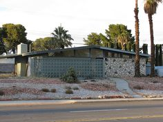 Vintage Vegas homes | Mid-century modern, Modern exterior and Mid ...