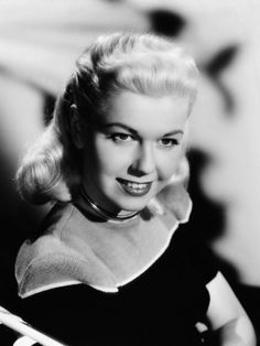 Doris Day #hollywood #classic #actresses #movies cinema-classico-atrizes