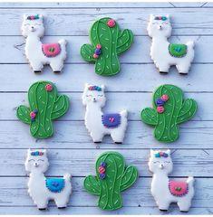 Birthday Party Treats, Birthday Cookies, Cupcakes, Cupcake Cookies, Cakepops, Baking Bad, New Years Cookies, Cactus Cake, Valentine Cookies
