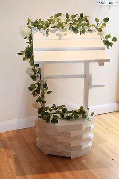 Wooden Wedding Wishing Well Hire Essex & Surrounding only £30!!! | eBay
