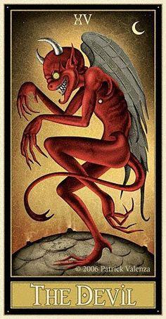 El Diablo como lo piensa el mundo