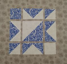 Hello all my fabulous hive-mates! Kathy here. How's your summer going? Hot enough for you? This is my second year participating ... Star Quilt Blocks, Star Quilts, Quilt Square Patterns, Pattern Blocks, Half Square Triangle Quilts, Square Quilt, Quilting Projects, Quilting Designs, Quilting Ideas