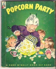 POPCORN PARTY c1952