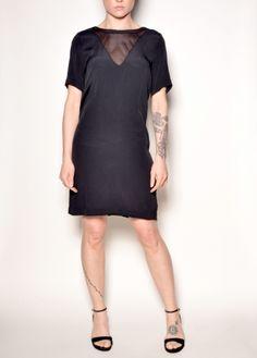 Life:Curated : Mesh Tee Dress - C134121