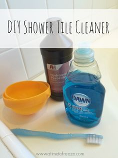 Just two ingredients for a fume-free cleaner that WORKS!