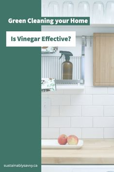 When it comes to cost-effective green cleaning, vinegar seems to be the holy grail product.The post Green Cleaning with Vinegar& it effective? appeared first on Sustainably Savvy . Eco Friendly Cleaning Products, Homemade Cleaning Products, Natural Cleaning Products, Chemical Free Cleaning, Vinegar And Water, Eco Friendly House, Green Cleaning, Fresh Vegetables, Cleaning Vinegar