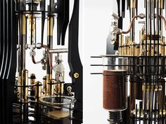 dutch lab unveils AKMA steampunk coffee machine based on supervillains