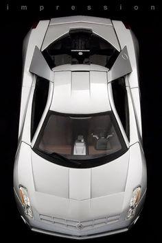 Cadillac Cien Concept (Hotwheels)