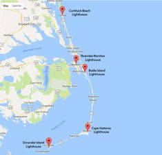 3 Historic Outer Banks Lighthouses You Can Climb and Conquer Outer Banks North Carolina, South Carolina, Bodie Island Lighthouse, Lighthouse Photos, Lighthouse Art, Corolla Outer Banks, Outer Banks Nc, Spring Vacation, Travel