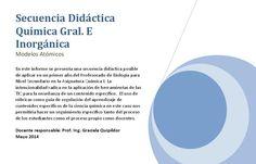 Secuencia Didáctica - Ejemplo para una Clase de Química | #eBook #Educación