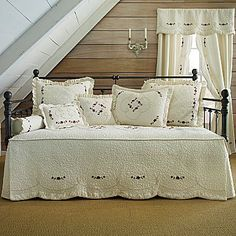 JCPenney: Window & Home Decor, Bedding, Appliances & Clothing Daybed Covers, Line Shopping, Windows, Headboards, Bedroom, Storage, Quilt, Walls, Ceiling