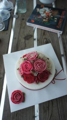 EN REVE CAKE 6월 정규 앙금플라워 케이크 수업 1주차 후기 1주차 수업에 배우시는 크림치즈설기...
