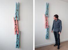 Artist Rómulo Celdrán reimagines everyday objects as playfully over-sized sculptures. #art #sculpture #popart