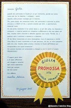 Maestra Caterina: Festa diplomi 2015 - Scuola Infanzia