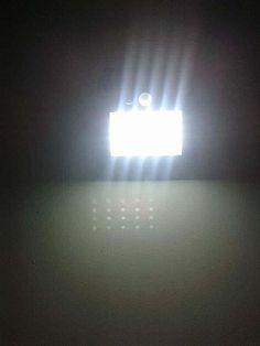 Amazon.it: Top 100's recensione di VicTsing 400lm Lampada LED ad Energia Sola...