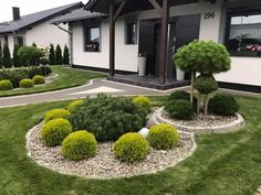 Small Yard Landscaping, Backyard Pool Designs, Backyard Garden Design, Backyard Patio, Front Garden Landscape, Landscape Design, Casas Country, Landscape Services, Outdoor Gardens