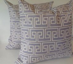 This listing is for TWO Decorative pillow cover.