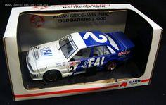 Lot 275.1 - Diecast model - Alan Grice Win Percy 1988 Bathurst 1000 118 scale  car