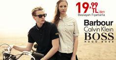 En iyi markalar, en iyi ürünler, en trend modeller kaçırılmayacak fiyatlarla... Barbour ve Calvin Klein gibi dünyaca ünlü markalar bu kampanyada karşınızda.