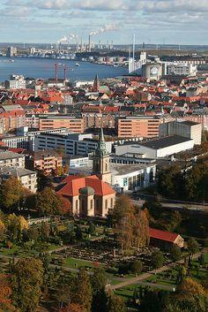 Aalborg, Denmark .My great grandma lives here