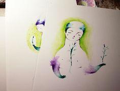 Green leaves by LucyBumpkin.deviantart.com on @DeviantArt
