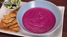 Beetroot and Yoghurt Dip