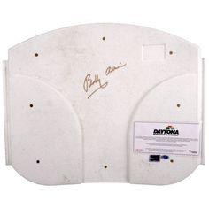 Bobby Allison Fanatics Authentic Autographed White Daytona International Speedway Seat Back - Daytona Rising Collection - $99.99