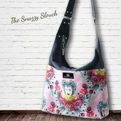 Snazzy Slouch Chrisw Designs For Unique Designer Bag Patterns 1 Handbag Sewing