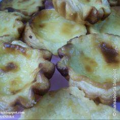 PASTEIS DE BELEM Cauliflower, Sweets, Vegetables, Pastel De Nata, Pastries Recipes, Cup Cakes, Custard, Deserts, Homemade Biscuits