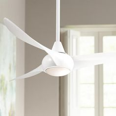 Minka Aire Light Wave White Ceiling Fan is a quality Ceiling Fans for your home decor ideas. Black Ceiling Fan, Bronze Ceiling Fan, Cleaning Ceiling Fans, Ceiling Fan Makeover, Modern Fan, Modern Boho, Dimmable Led Lights, Minka, Blog