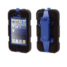 Duststorms, rainstorms, 6 foot drops, whatever lies in your pockets; the Griffin Survivor case for iPhone / 4 is ready for anything. - Griffin Survivor Case For iPhone / 4 - Black Iphone 4s, Iphone 4 Cases, Apple Iphone 5, Coque Iphone, 4s Cases, Smartphone, Walpaper Black, Mini Bike, Tk Maxx