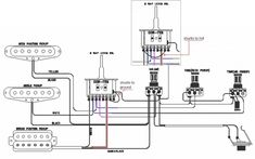jeff baxter strat wiring diagram google search guitar wiring rh pinterest com fender squier strat wiring schematic fender squier bullet strat wiring diagram