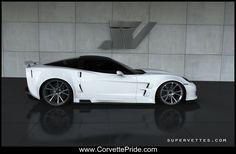 C6 Corvette by SuperVettes 180