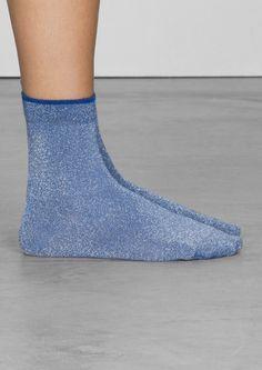 & Other Stories | Glitter Socks