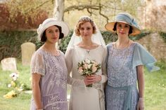 Costumes of Downton Abbey - Winterthur Museum, Garden and Library, Delaware