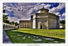 Sanctuary Macereto Visso Marche    #TuscanyAgriturismoGiratola