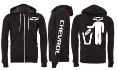 Chevy Trashing Ford Zipper Hoodie Band Outfits, Cute Outfits, Ford Jokes, Chevy Girl, Cummins Diesel, Trucks And Girls, Country Outfits, Car Humor, Cool Trucks
