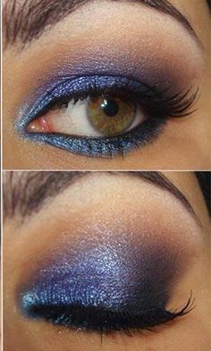 tutorial:  http://www.pausaparafeminices.com/maquiagem/passo-a-passo-maquiagem-azul-katerina-graham-sereia/