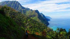 Napali Coast Hike, Kauai | Hawaii Pictures of the Day