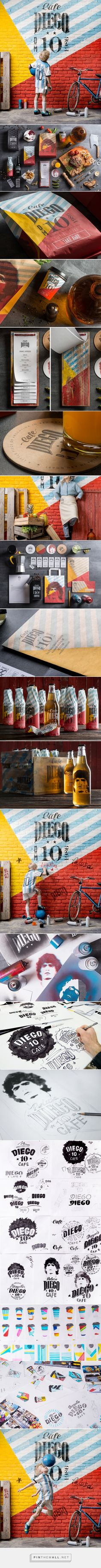 Cafe Diego — Backbone Branding - created via https://pinthemall.net