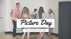 Check out our most recent YouTube video covering picture day tips & experiences!