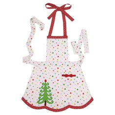 I pinned this Happy Tree Apron from the Baking Goods event at Joss and Main!
